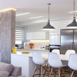 דירה בסגנון מודרני