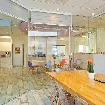 משרדי HUBSPACE תל אביב
